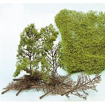Heki 1532 15 Tree Kits Panoramic 15cm