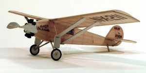 Dumas Spirit of St. Louis Balsa Kit