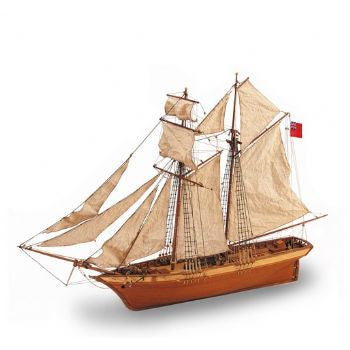 Artesania Latina Scottish Maid - Aberdeen 1839 Wooden Boat Kit (Static)