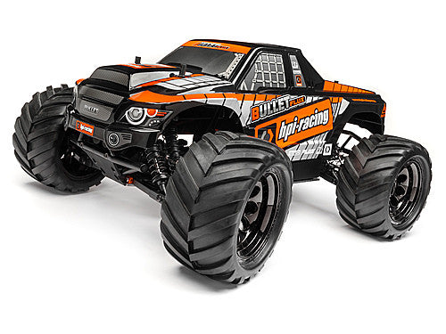 HPI Bullet MT Flux Brushless Electric RC Truck: RTR
