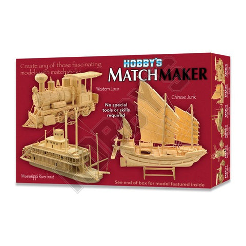 Hobby's Matchmaker Western Loco