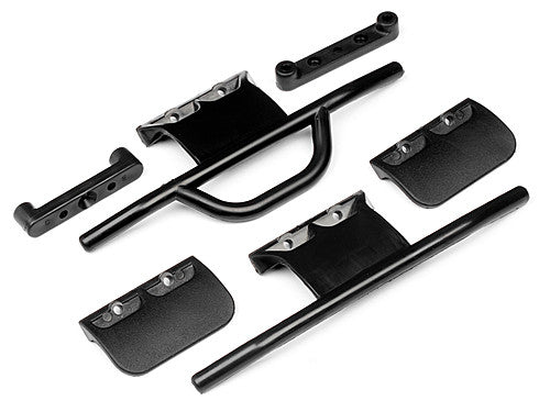 Maverick Part # MV21020 - Bumper & Toe In Plate Set