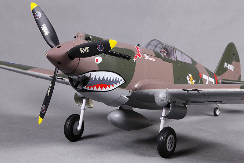 FMS P-40B Flying Tiger (980mm) - ARTF