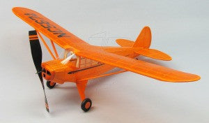 Dumas Piper J4-E Cub-Coupe Balsa Kit