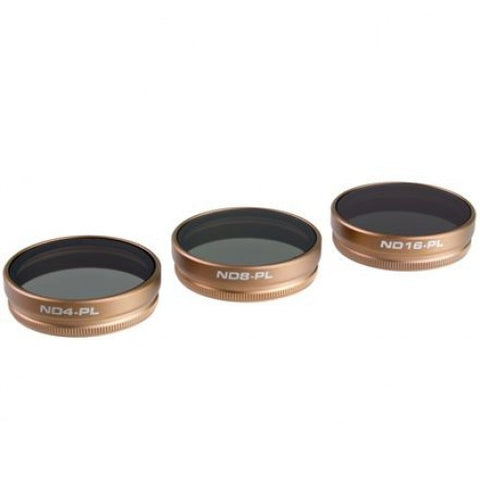 Polar Pro Cinema Series - DJI Phantom 4 Pro Filters - 3 Pack