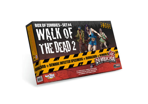 Zombiecide Walk of the Dead 2