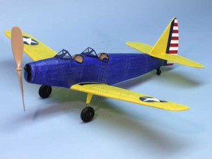 Dumas Fairchild PT-19 Balsa Kit