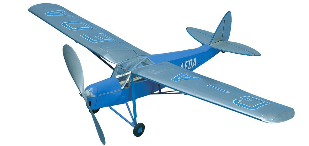 West Wings De Havilland Puss Moth Balsa Kit