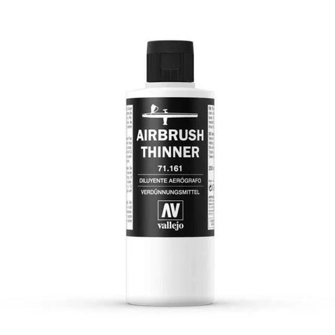 Vallejo Model Air: Airbrush Thinner - 200ml