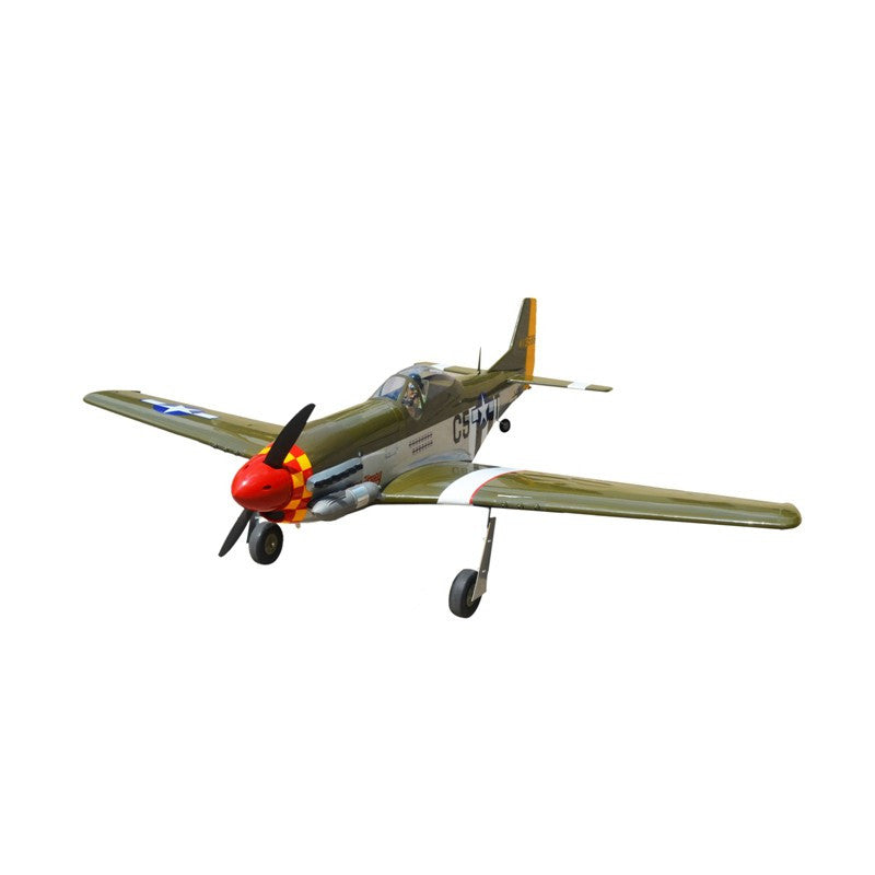 Seagull Model North American P-51 Mustang - SEA276