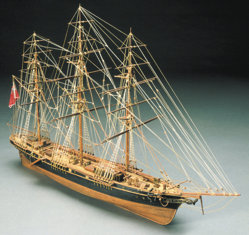 Thermopylae wooden ship kit by Sergal models
