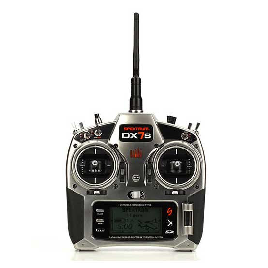 Spektrum DX7S 7 Ch Radio Set with AR8000 TX and RX