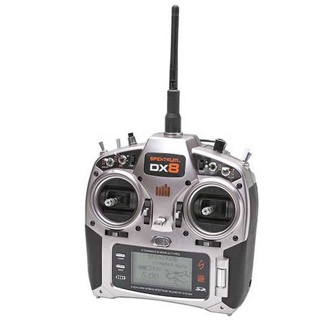 Spektrum DX8 Transmitter Only