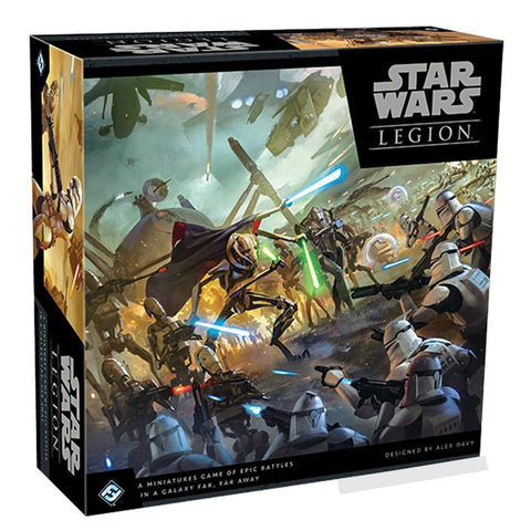 Star Wars: Legion Clone Wars Core Set