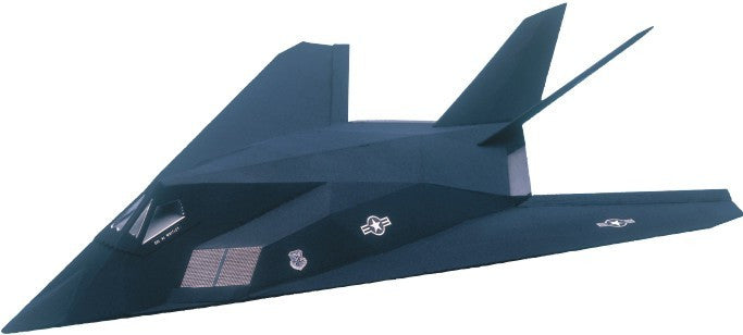 West Wings F117A Stealth Fighter Balsa Kit