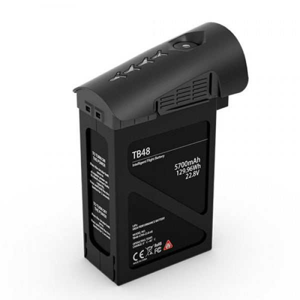 DJI TB48 Black LiPo Battery for DJI Inspire 1 (5700mAh)
