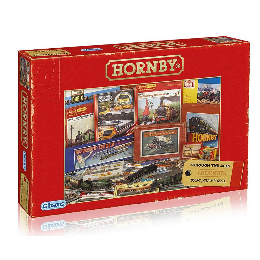 Gibsons Through the Ages Puzzle - CLEARANCE ITEM
