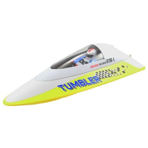 Volantex Tumbler Mini Racing RC Boat RTR - Yellow