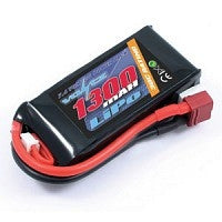 Voltz 1300mAh 7.4V 30C LiPo Battery