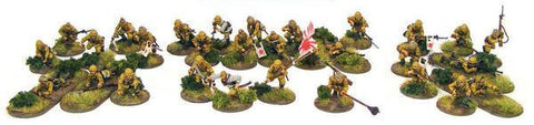 Bolt Action Imperial Japanese Plastic Boxed Set