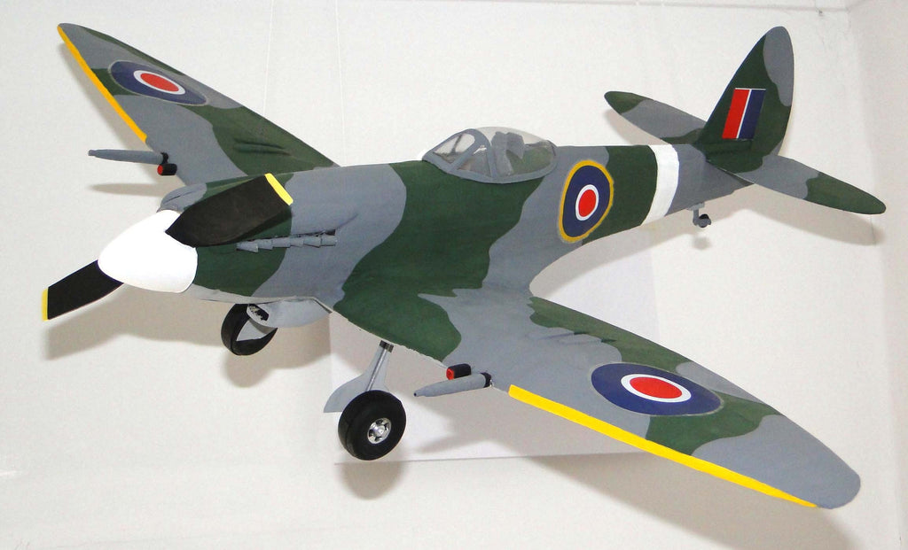 West Wings Spitfire MK22/24 Balsa Kit
