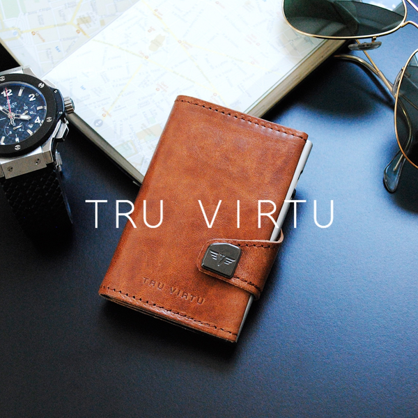 Tru Virtu Hi-Tech Wallets
