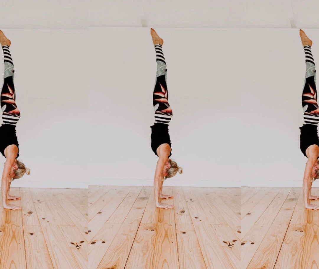 FLOW INTO HANDSTAND SERIES WITH MANDY