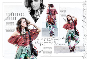 SPIRITGIRL IN INTERNATIONAL BOHO MAGAZINE, DISFUNKSHION