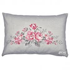 CUSHION COVER Judy Warm Grey