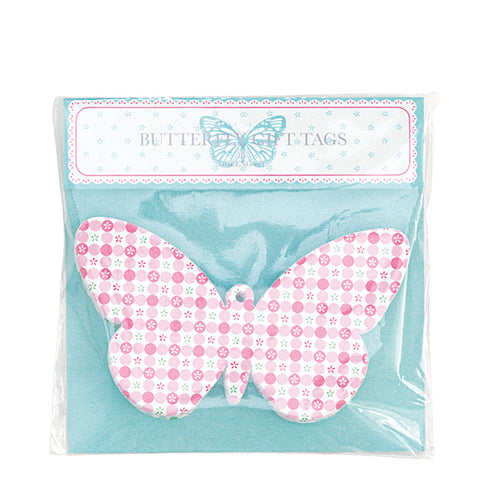 GIFT TAGS Butterfly