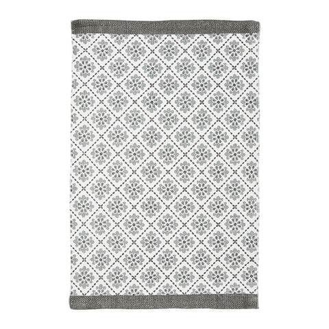 RUG Isolde Dark Grey Large
