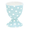 EGG CUP Spot Pale Blue