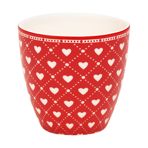 LATTE CUP MINI Haven Red