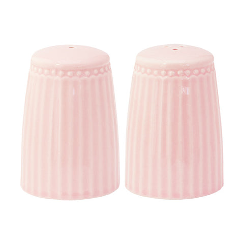 SALT AND PEPPER SET Alice Pale Pink