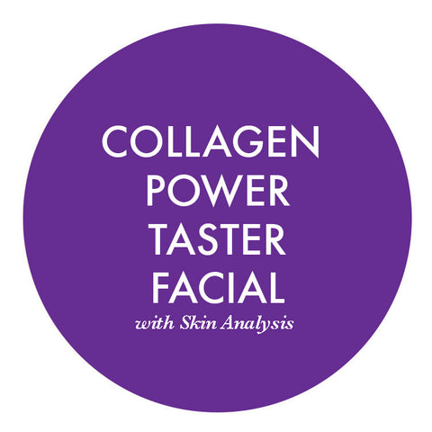 Collagen Power Taster Facial