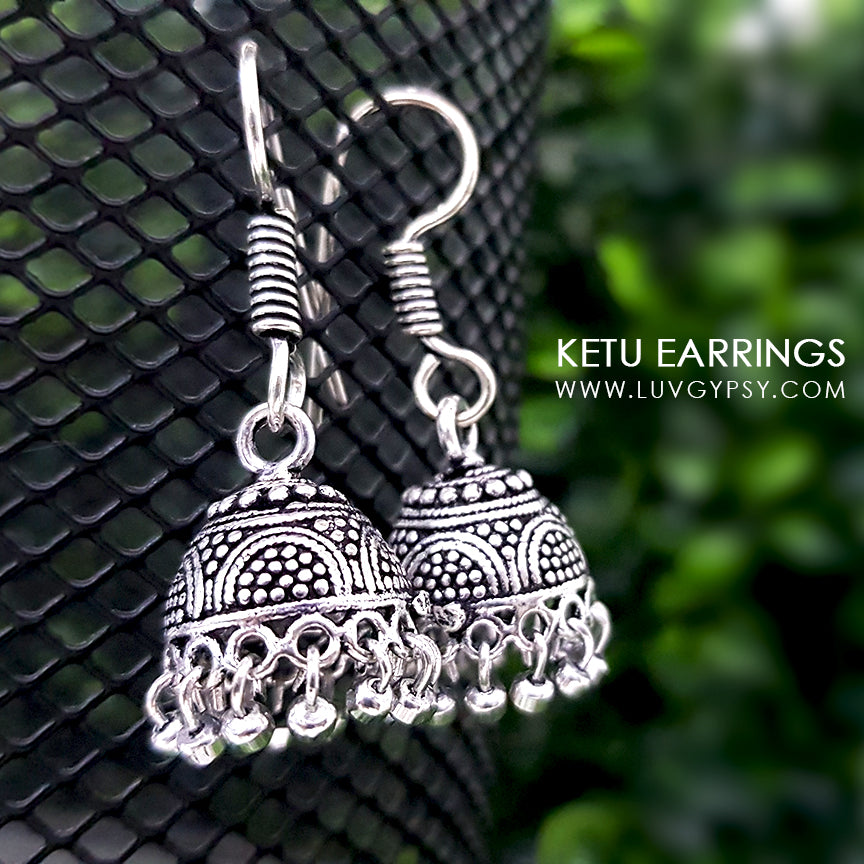 LUVGYPSY | Ketu Earrings