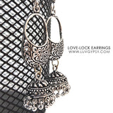 LUVGYPSY | Love Lock Earrings