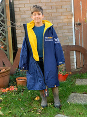 Nuclear Races branded Dryrobe Advance Kids