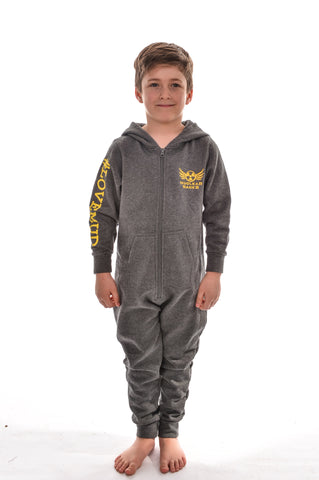 Kids Nuclear Races Onesie
