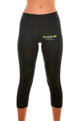 OCR World Championships Ladies Black Leggings