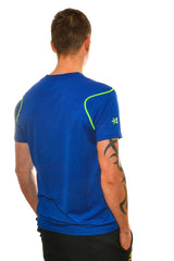 OCR World Championships Mens Blue Tech Tshirt