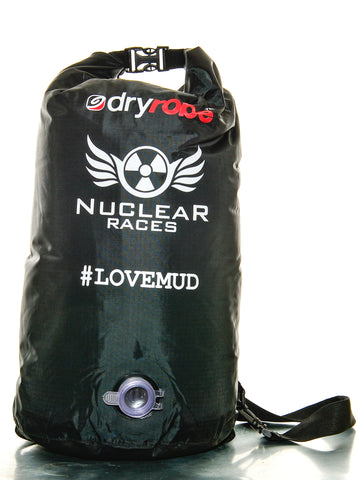 Nuclear Races Dryrobe Storage Bag