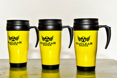 Nuclear Races Travel Mug Clearance 30% off