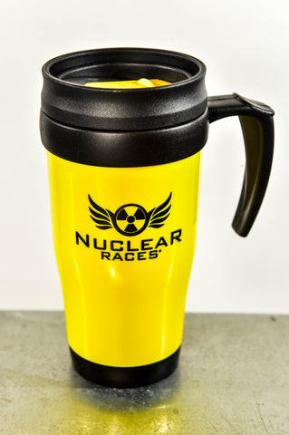 Nuclear Races Travel Mug