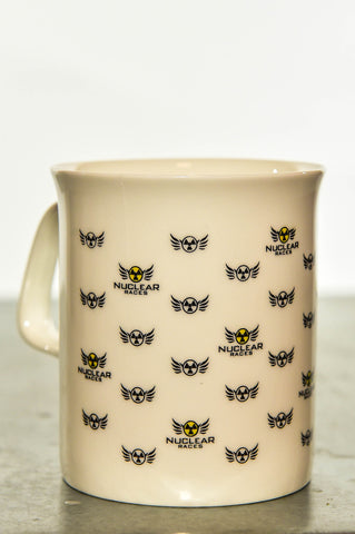 Bone China Nuclear Races Mug