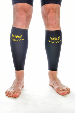 Unisex 2XU Nuclear Races Calf Guards