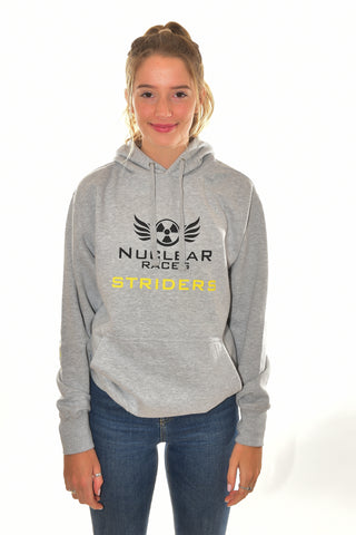 NEW Nuclear Striders Unisex Nuclear Races Hoodie