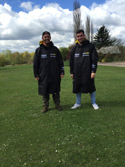 Nuclear Races branded Long Sleeved Dryrobe Advance