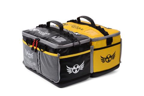 NEW Nuclear Races Kitbrix bag
