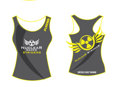Ladies Nuclear Striders Vest